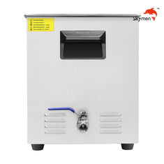 720W 40KHz Benchtop Ultrasonic Cleaner 38L For Filter Element Removing Grease
