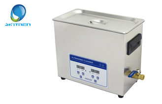 180W Stainless Steel Digital Ultrasonic Cleaner For Tattoo Equipment