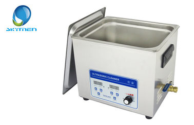 Adjustable Digital Benchtop Ultrasonic Cleaner Power AC 100V ~ 120V